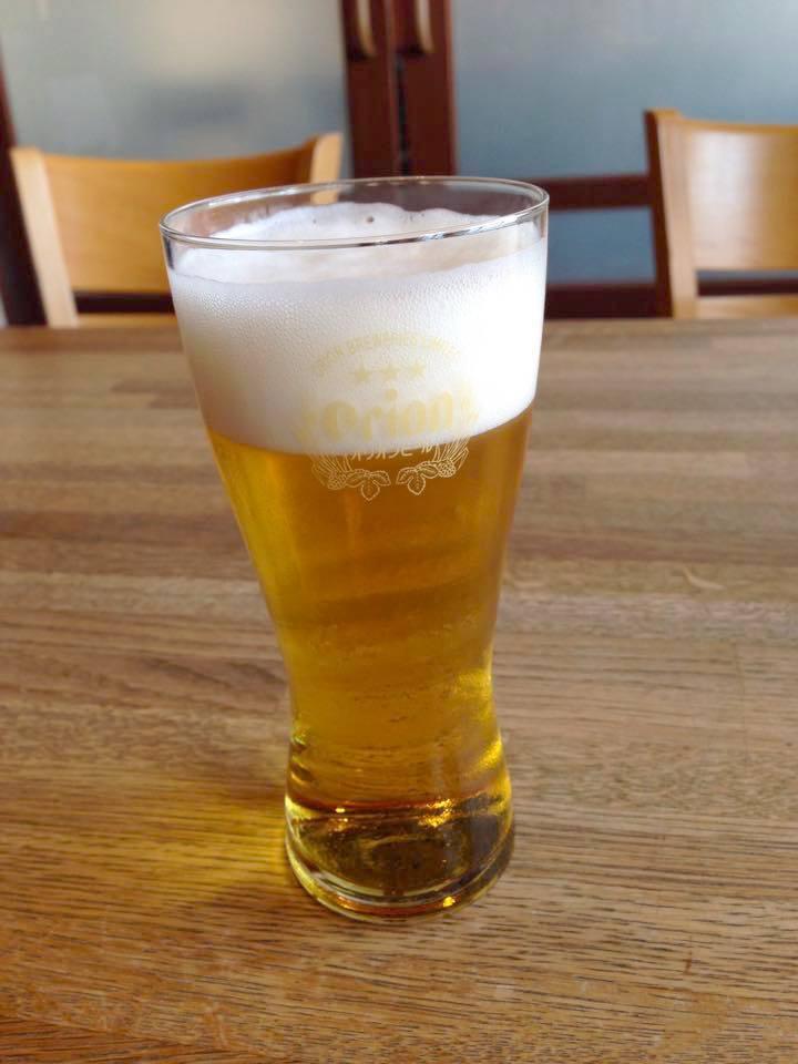 オリオンハッピーパーク,ビール,オリオンビール